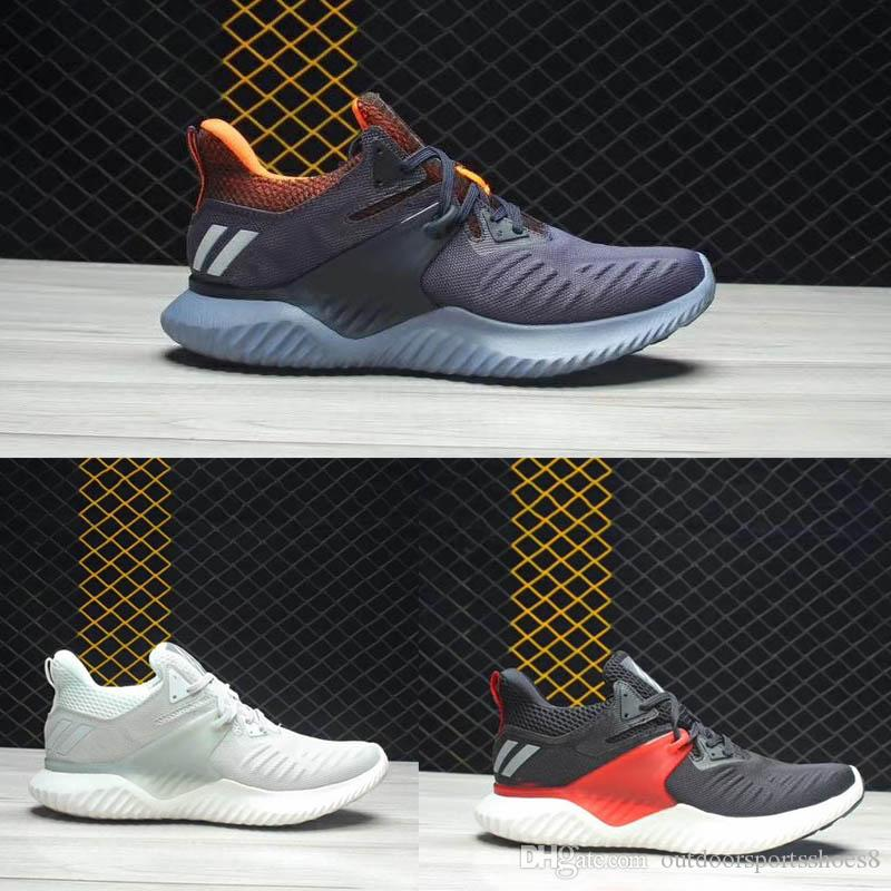 2019 High quality Alphabounce Beyond Men's Basketball Shoes Fashion retro Running shoes Alpha bounce Sports Trainer Shoe Sneakers Size 40-46