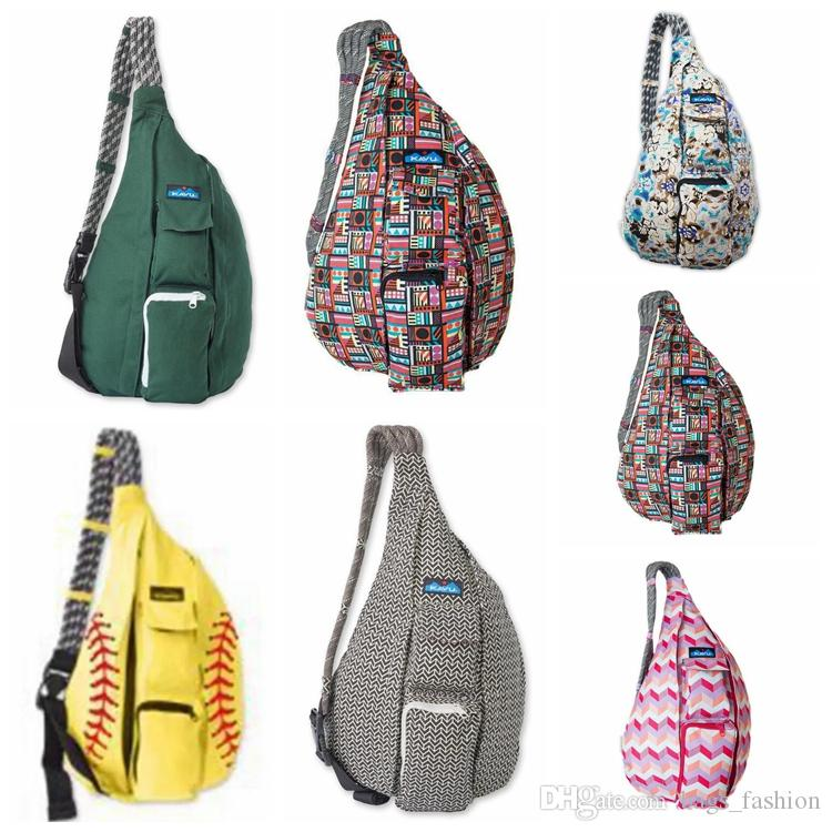 Fashion Canvas Chest Pack Bags Adjustable Shoulder Strap Quality Waist Cycling Bag Travel Outdoor Pouch Sports Bag 38 Color Free shipping