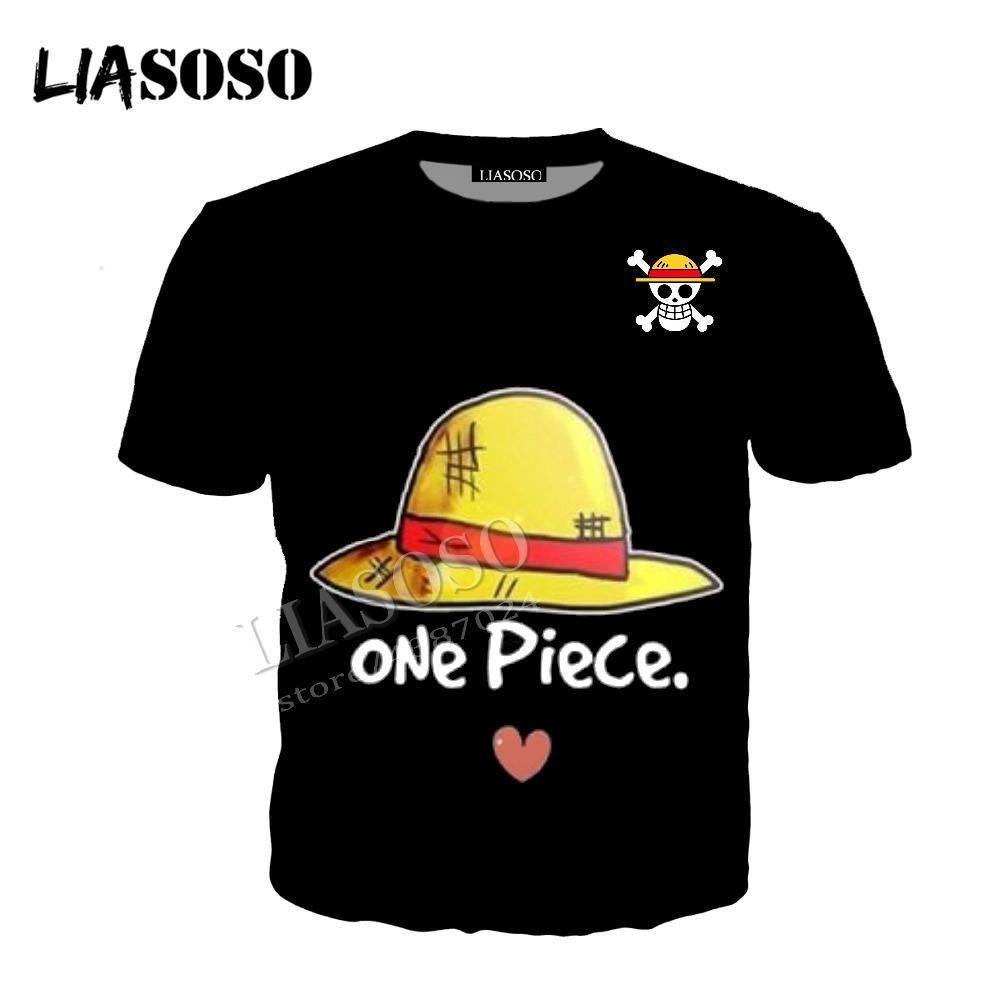 Acquista LIASOSO Ultima 3D Stampato Poliestere Giappone Popolare Anime One  Piece Cappello Di Paglia Logo Cerniera Con Cappuccio Camicia Uomo Donna ... d9c341cf4777