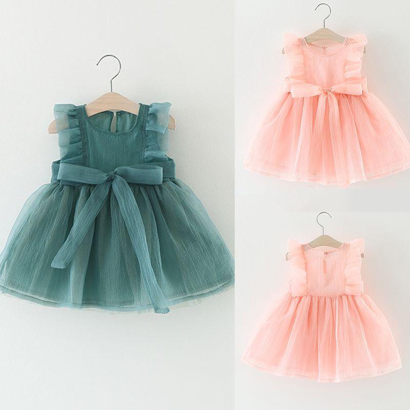 152caef0a5323 Acheter Filles Vêtements De Mariage Noël Sarong Robes Fille Robe ...