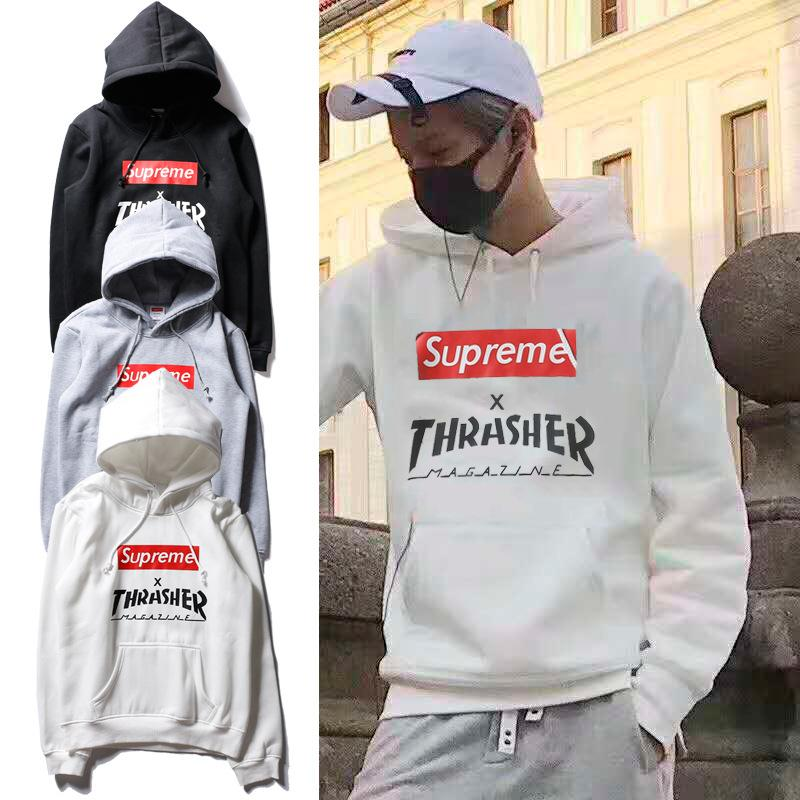 733a5b3c 2019 Hoodies 2017 Jointly Letter Printing Plus Cashmere Men And Women With  Paragraph Even Caps Goods In Stock From Wsj521, $35.44 | DHgate.Com