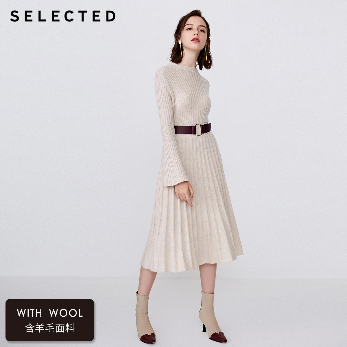 59aed1263307 SELECTED Mid Length Dress S