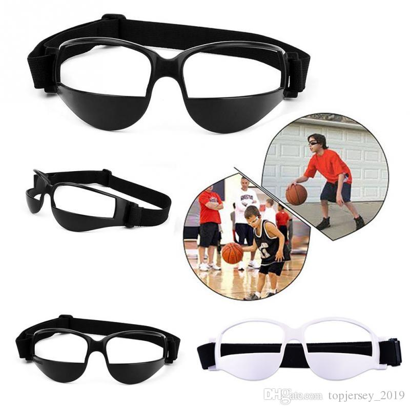 682f4beaad7b 2019 Adjustable Outdoor Sports Goggles Heads Up Basketball Beginner Training  Dribbling Goggles Glasses Sports Gift Protective Eyes  15291 From ...