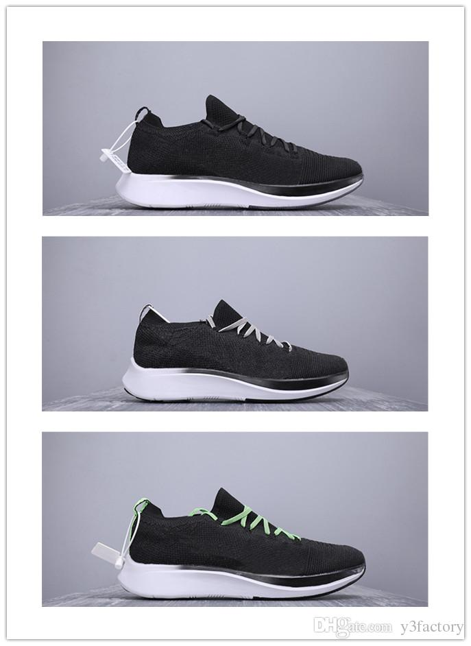 Top Quality Mens FLY FK Running Shoes Women FK Casual Shoes Men Designer Breathable Fly Wire Running Shoe Man Sports Chaussures Woman