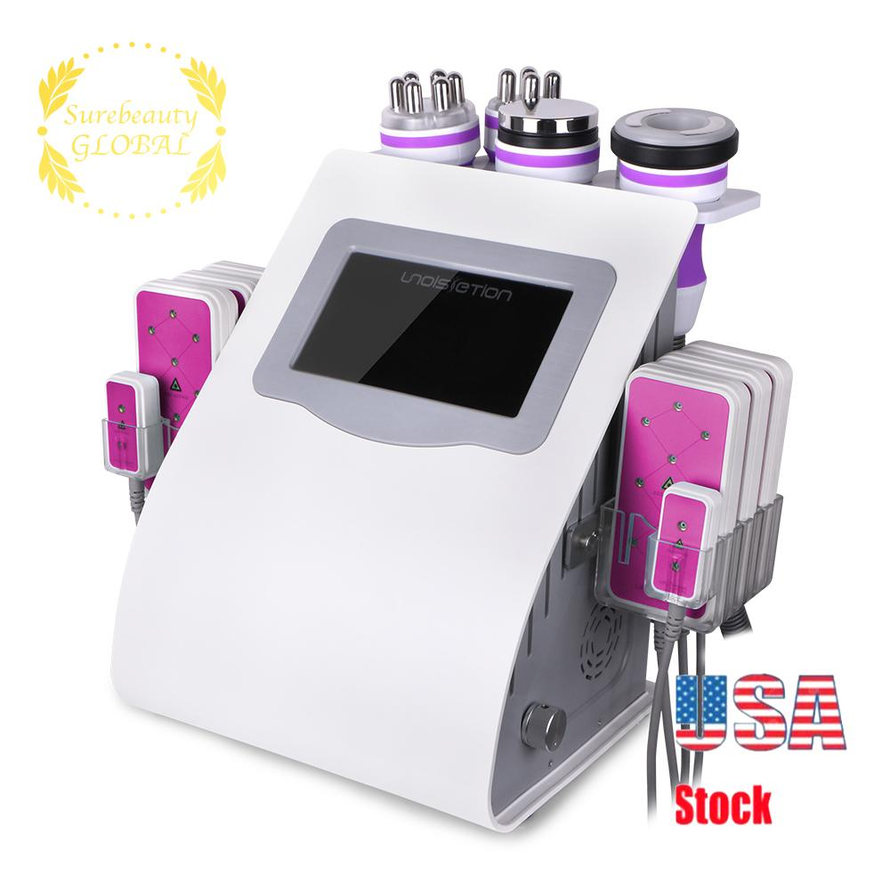 6 In 1 RF Radio Frequency Skin Care Vacuum Ultrasonic ...