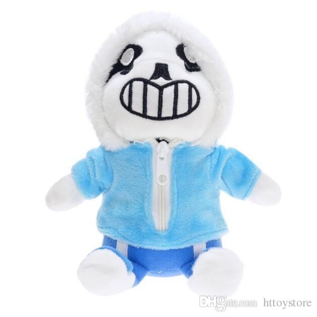 4styles Undertale plush Papyrus Undyne Alphys MTT SANS flower Miss Spider  Toys Animation Plush Dolls For Kids gift