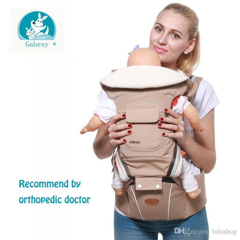 Newborn Baby Carrier Adjustable Infant Front Facing Hipseat Prevent O-type Legs Ergonomic Sling Backpacks Kid Position Lap Strap Backpacks & Carriers Activity & Gear