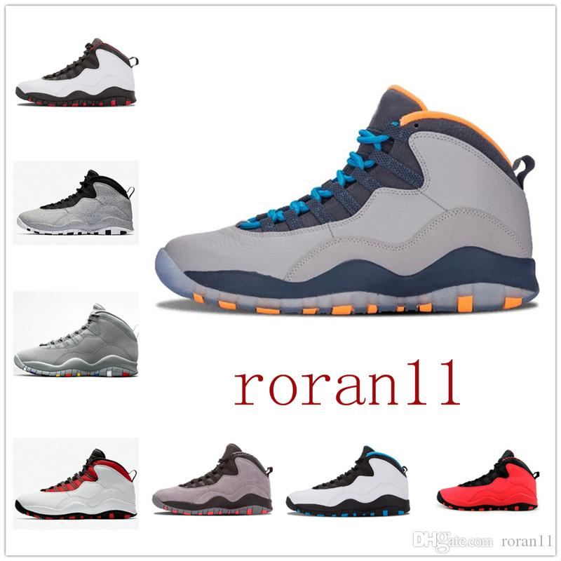 85c118adb97f New Tinker Westbrook 10 Mens Basketball Shoes Cement I m Back 10s ...
