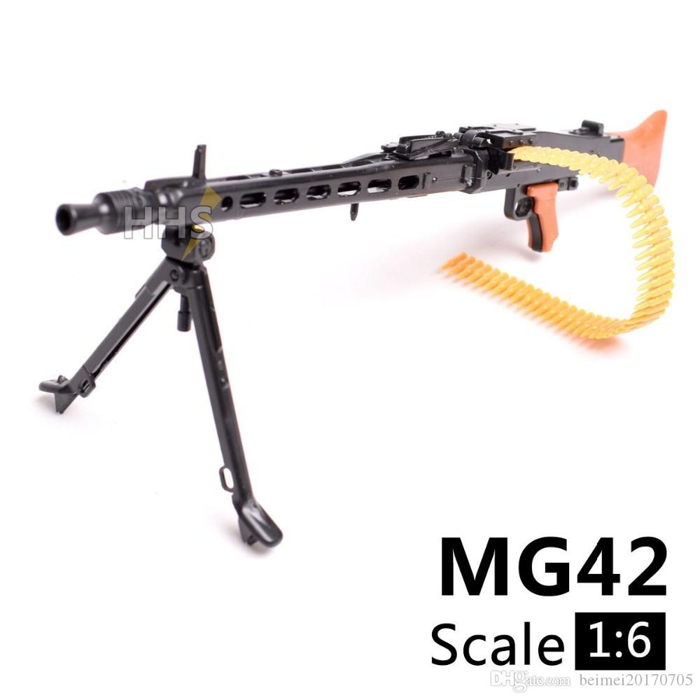 1:6 1/6 Scale 12 Inch Action Figures Accessories WWII MG42