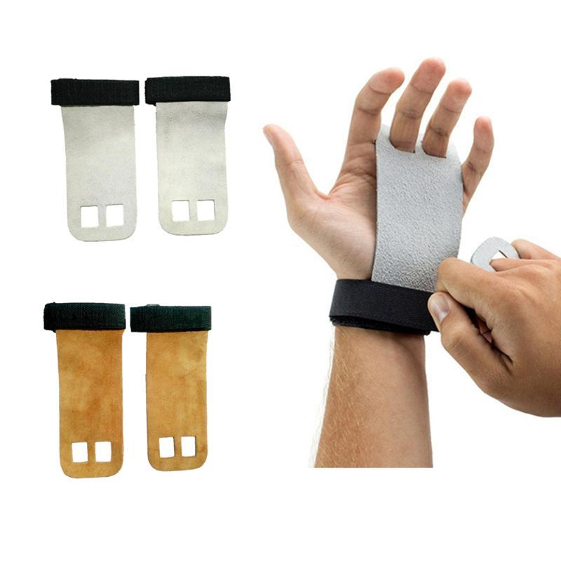 Crossfit Gymnastics Hand Grip Weightlifting Gloves Palm guard Hand Protector