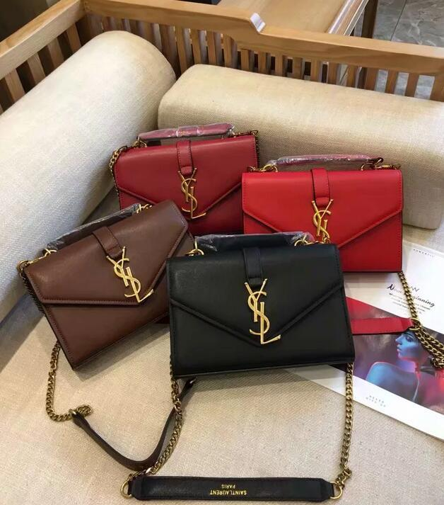 171b9869bd AAAA With Box High End Luxury Brand Letter With Cover Shoulder Bag Women  Fashion Shopping Essential Handbags Storage Multi Capacity Clutch Men Bags  Handbag ...