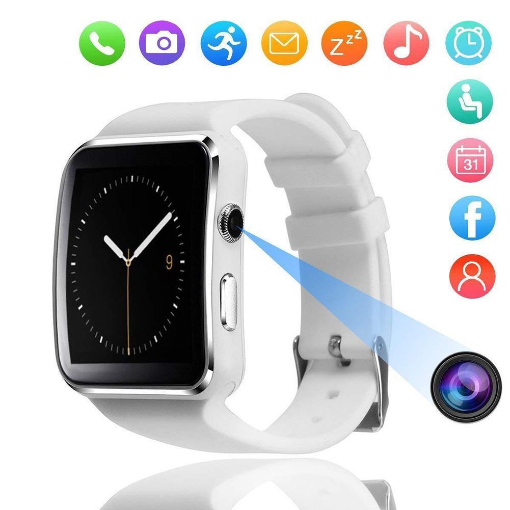 a6d159dd8e0 New Arrival X6 Smart Watch With Camera Touch Screen Support SIM TF Card  Bluetooth Smartwatch For IPhone Xiaomi Android Phone Buy Wrist Watch Online  Online ...