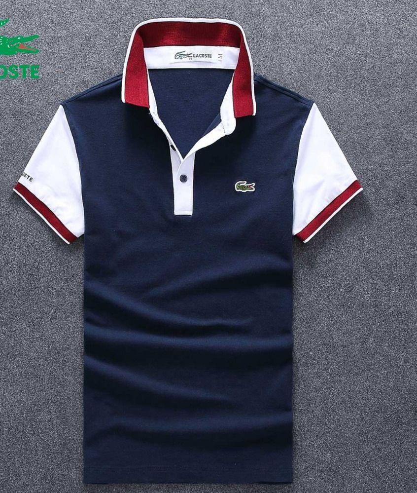 e432aae7e62b 19ss Men T Shirts Summer New Fashion Lapel T Shirts Pure Cotton Short  Sleeve T Shirt Original Design 3019 MMN VN Tee Shirts Online Shopping T  Shirts Shop ...