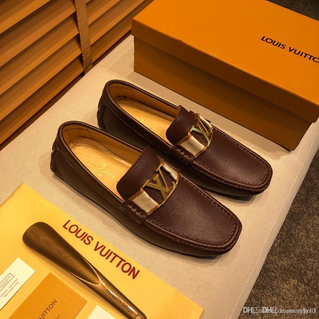 e5989d823d Compre Misturar 24 Modelos Italiano Novo Dos Homens Sapatos De Luxo ...