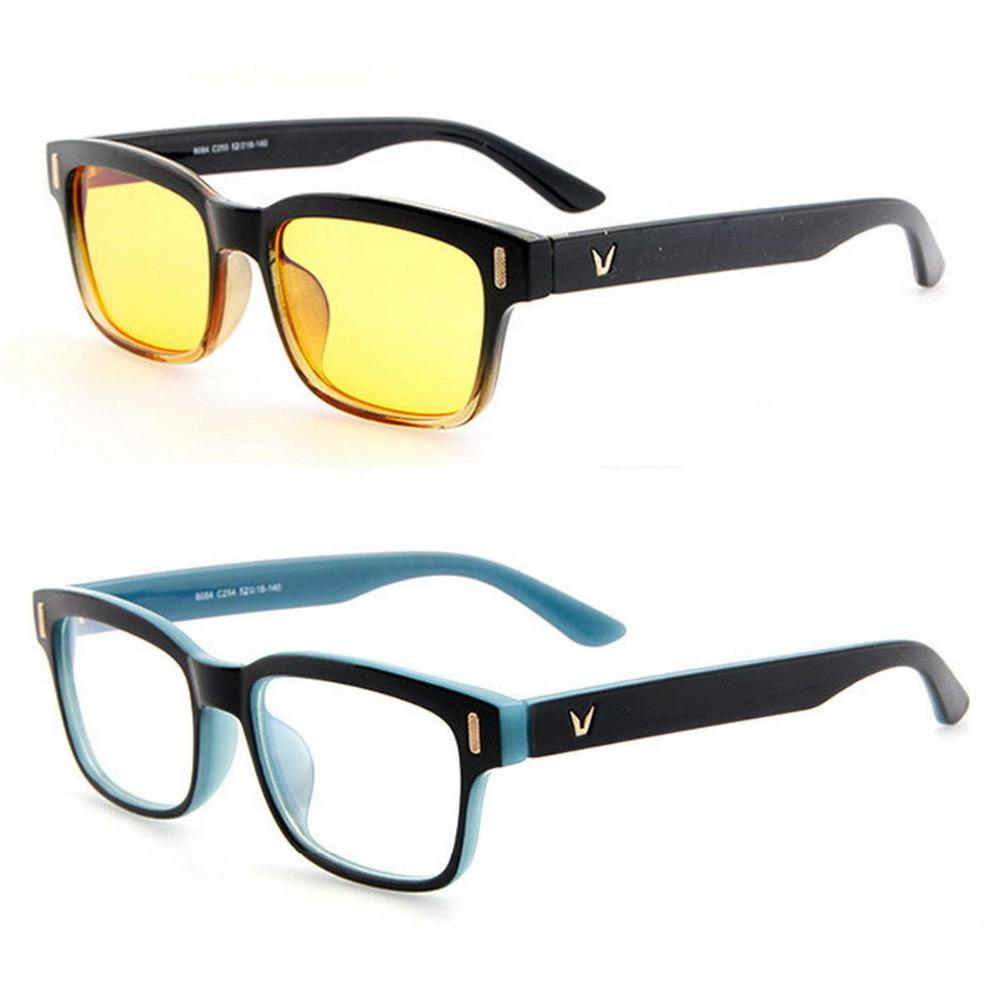 e92f880075 Unisex Protect Your Eyes Anti-Fatigue UV Blocking Blue Light Filter ...