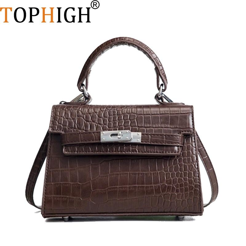 a2a2d769609a TOPHIGH Luxury Designer Women Shoulder Bag Large Tote Bag Women s ...