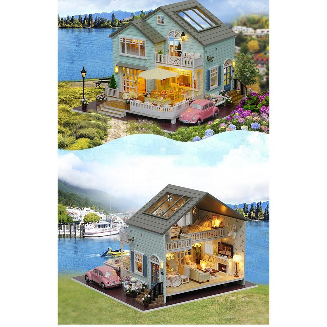 New Zealand Queens Town Creative Diy Cabin Large Villa Bungalow
