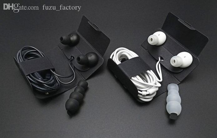Cell phone Headphones 3.5mm In-Ear Earbuds Headset Earphone Microphone for Samsung Galaxy S10 S10E S10P Handfree Headphone EO-IG955 factory