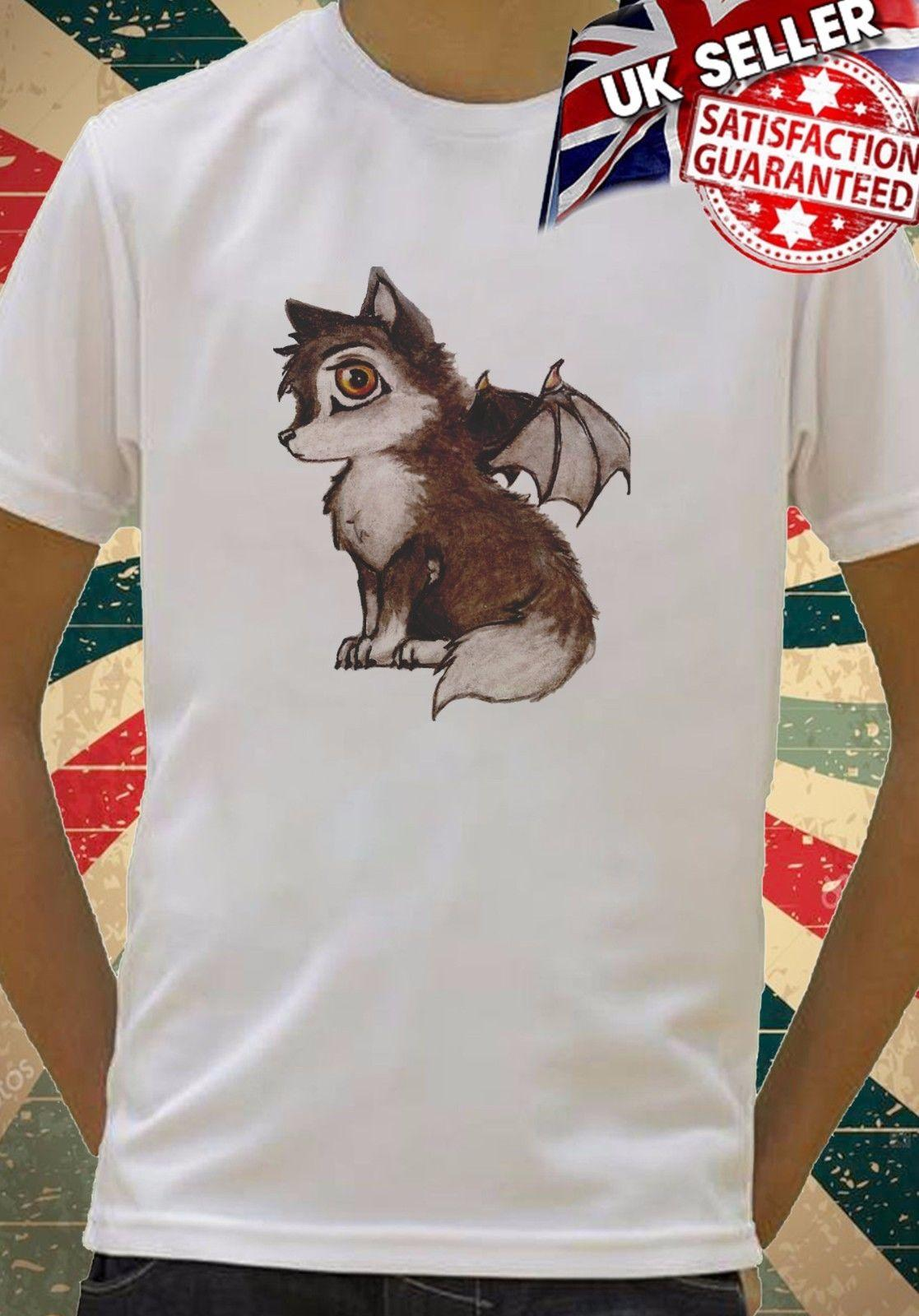 fe539b3a9 Cute Baby Wolves With Wings Tumblr Cool Kids Boy Girls Unisex Top T Shirt  750Funny Casual Tee One Day Only T Shirts Limited T Shirts 24 Hours From  Fatcuckoo ...