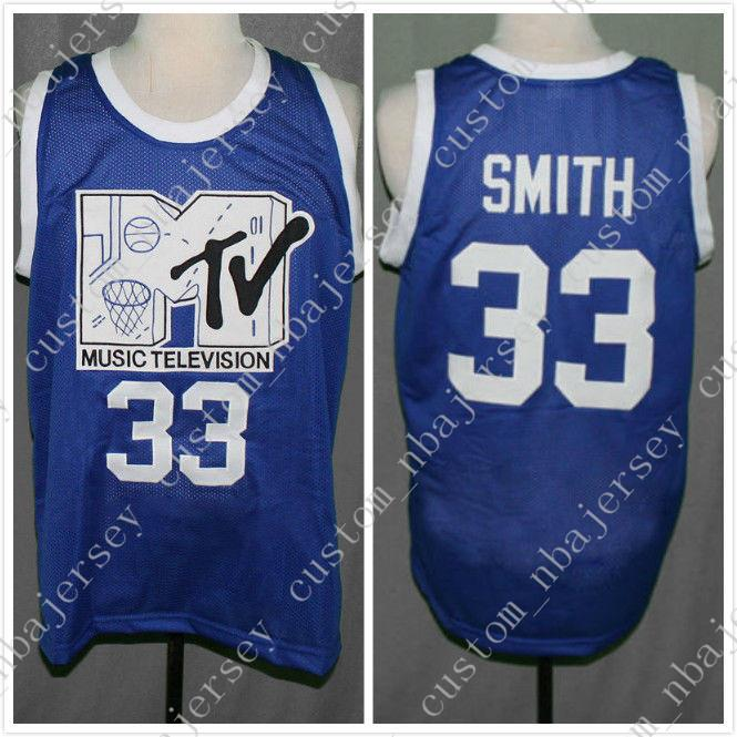 1f089c1221e Cheap custom Basketball Jersey First Annual Rock N  Jock B-Ball Jam 1991  Stitched Customize any name number MEN WOMEN YOUTH JERSEY XS-5XL