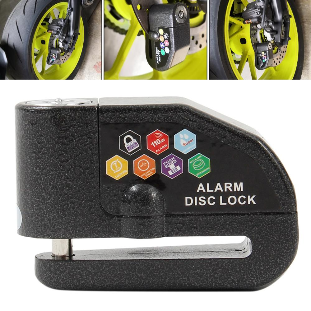 Professional Sale Free Shipping Black 1 Set Remote Control Bicycle Electromobile Security Vibration Warning Alarm System Bike Anti Lost Reminder Security & Protection