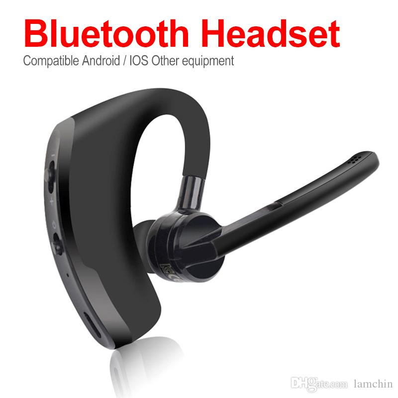 High Quality Bluetooth headphones Wireless Headsets Bluetooth 4.0 bluetooth stereo headset for iphone samsung with package