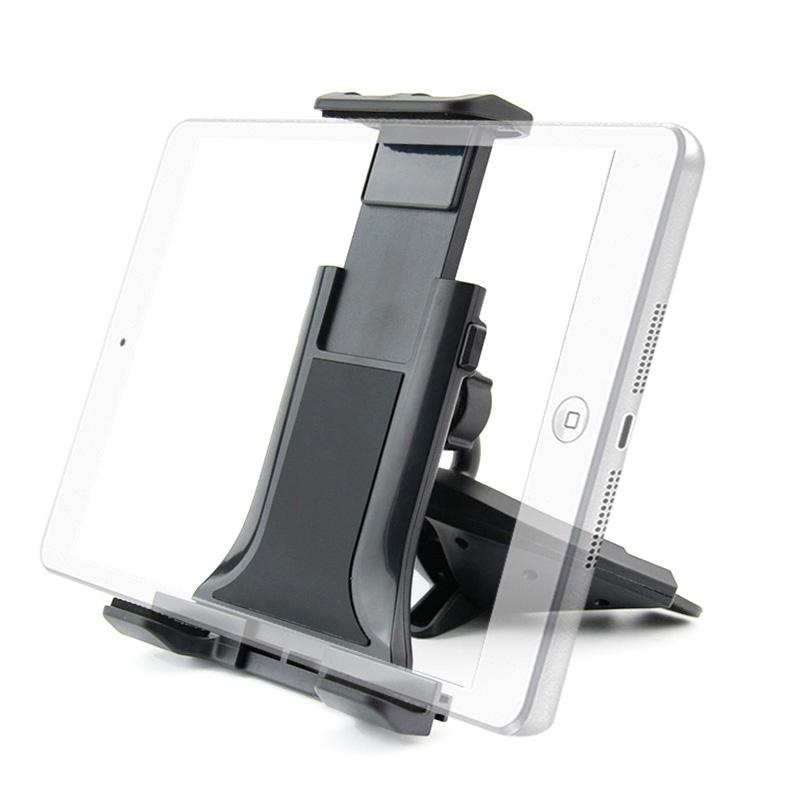 Rotary Car CD Slot Holders Tablet Tab Mounts Stands For Lenovo Tab 4 8 10 Plus.Tab 7