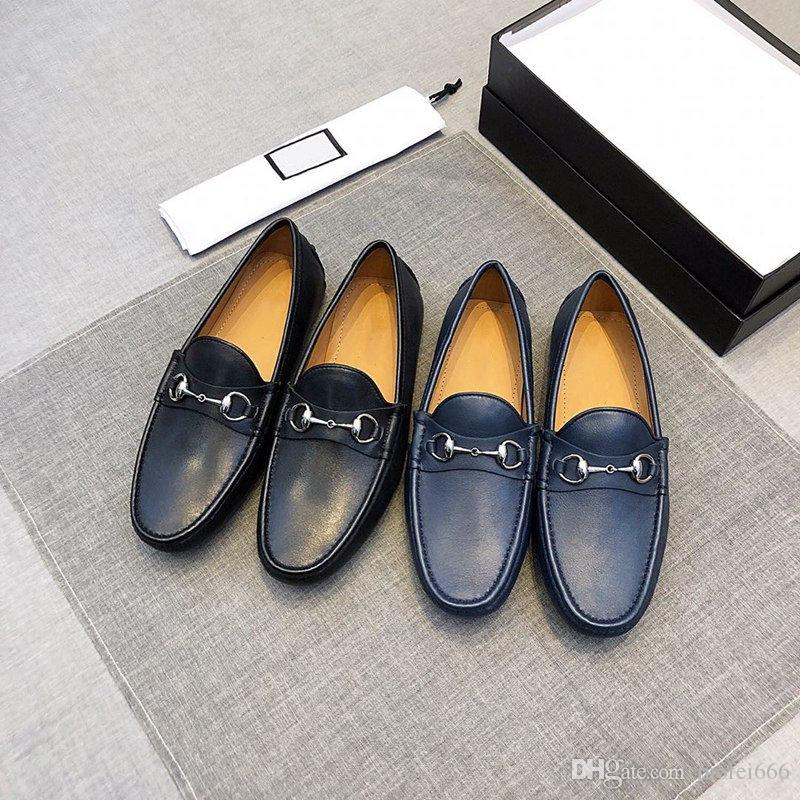 New Bean Shoes, Top Design Concept, Fashion Trend, Low-key Luxury, Street Interior, Color: Black, Blue Size: 38-44