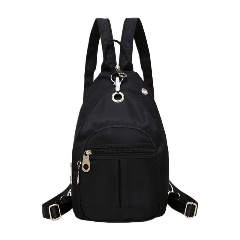 Women Fashion Backpack School Bag Nylon Backpacks Oxford Cloth Bags For Female  Ladies Rucksack Backpack For Girls Teenagers Bag Jansport Big Student ... 0474e05884d9f