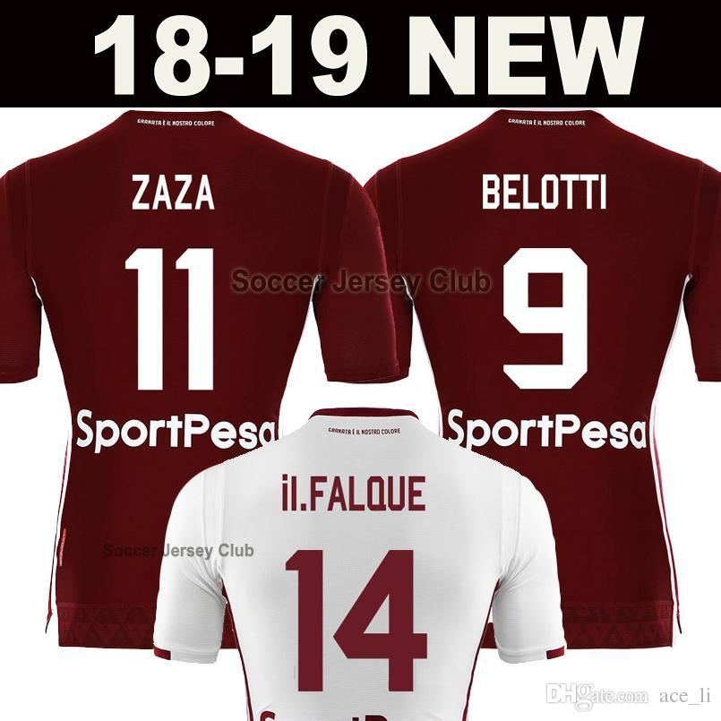 d53ac0038 Kit 19 Maglia 2019 Home 18 Torino Rosso 2018 Acquista Da Calcio P8kNXn0wO
