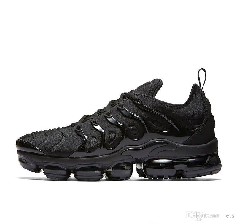 2019 TN Plus Running Shoes for Men Women Sneakers PURE PLATINUM Triple  Black White USA Cool Wolf Grey Mens Trainers Designer Sports Shoe Running  Shoes ... b89de60e3