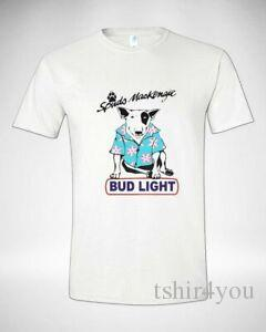 BUD LIGHT BEER SPUDS FunnyENZIE T-SHIRT TEE GRAPHIQUE S-2XL USA TAILLE EM1