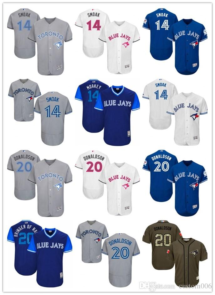 sale retailer 500e1 4e9e8 2019 Toronto #20 Josh Donaldson