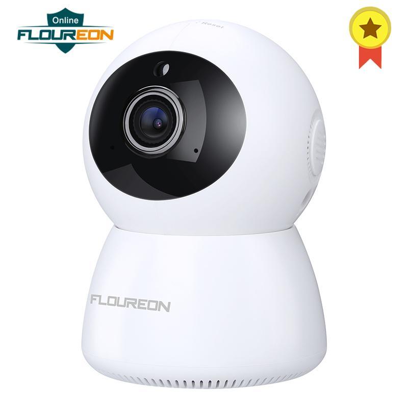 Überwachung Kamera Roboter 360 Hd Mini Vr Kamera Wifi Panorama Fisheye Home Security 1080 P Ip Video Nachtsicht Zwei Roboter weg Audio Seien Sie Im Design Neu