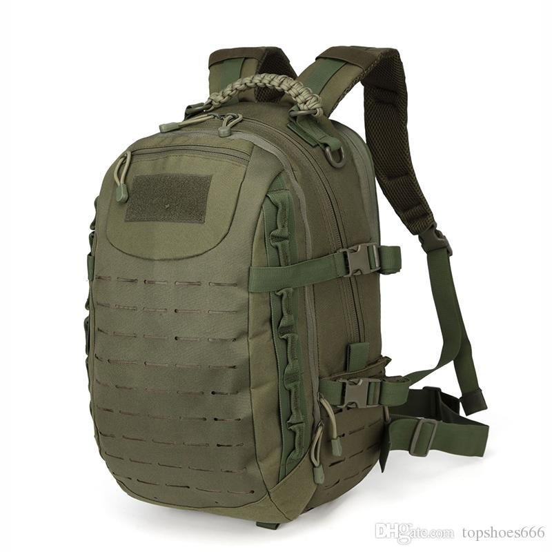 1a4227330561 2019 Tactical Backpack Laser Cut Molle PALS Dragon Egg Bag 25L Sport Bag  Military Backpack Hiking Outdoor Bags EDC Tactical Rucksack  108883 From ...