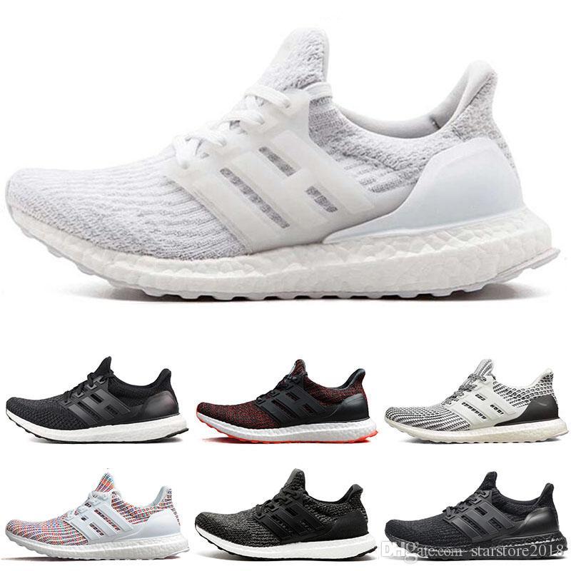 d0e954853012 Hot Sale UB 3.0 4.0 Sneaker Men Women Running Shoes Triple Black ...
