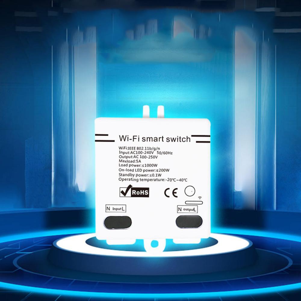 Grosshandel Smart Home Wifi Wireless Switch Modul Fur Apple Fur
