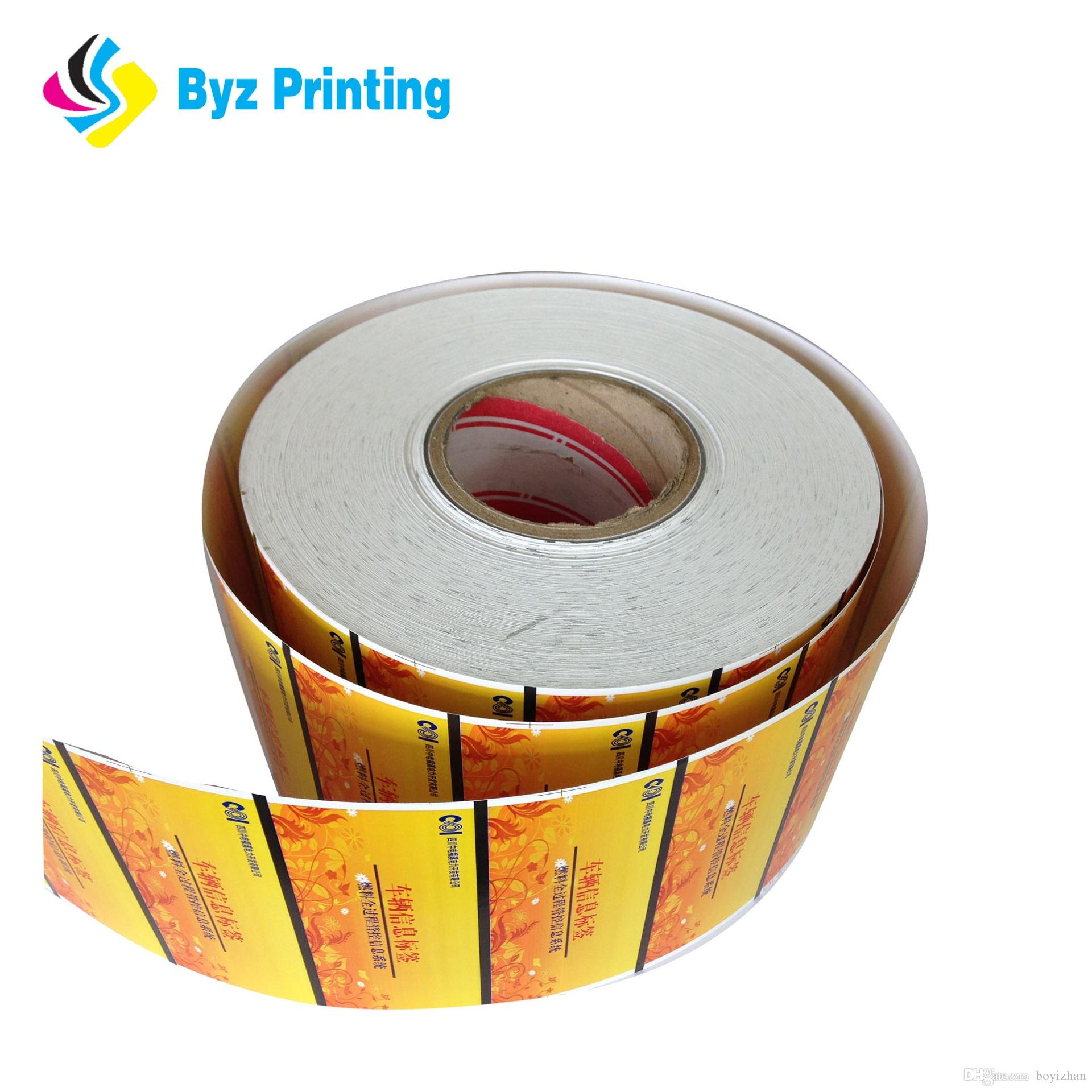 2019 rolled sticker labels custom printed food packaging adhesive sticker with wholesale from boyizhan 0 04 dhgate com