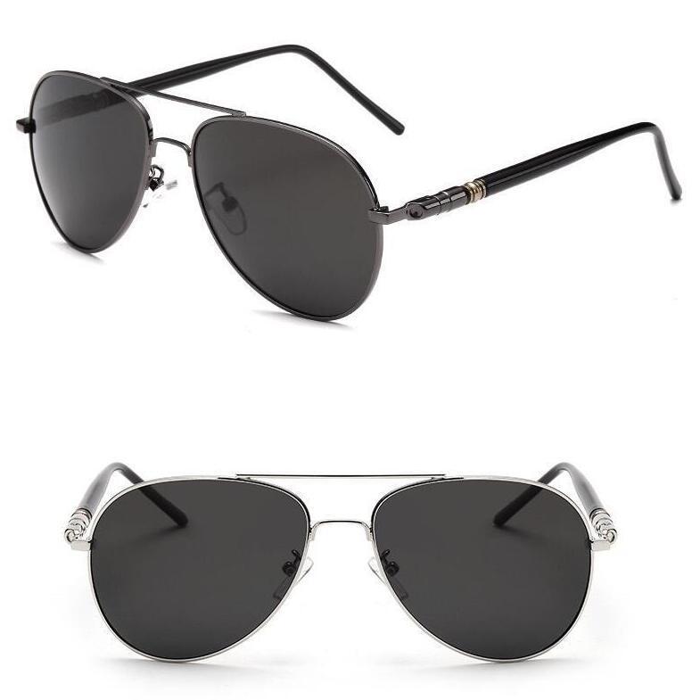 c21f3d7d40 Compre Gafas De Sol Polarizadas De Alta Calidad Clásicas Gafas De Sol Para  Hombre Conductor Gafas De Sol Para Hombres Y Mujeres Diseñador De Marca A  $1.02 ...