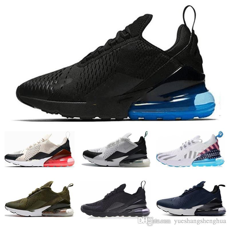 nike air max 270 270s 27c airmax 2019 TN Cushion Sneakers Sport Designer Casual Shoes Trainer Road Star BHM Hierro Hombres Mujeres General Tamaño