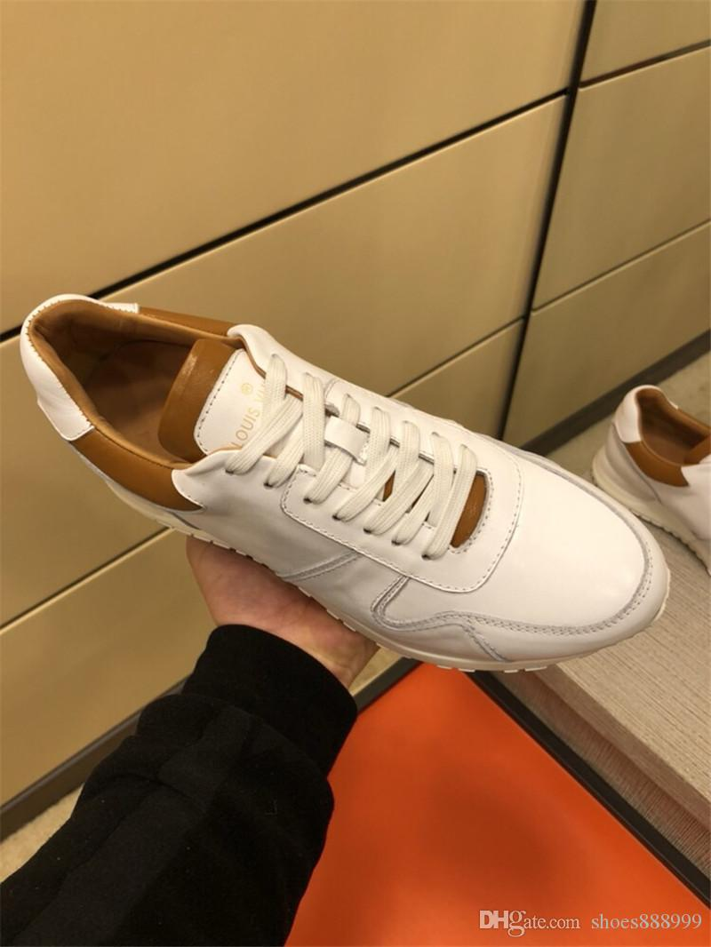 2019 Designer shoes men women luxury designer casual shoes sneakers size eur 38-45 with box recept dust bag