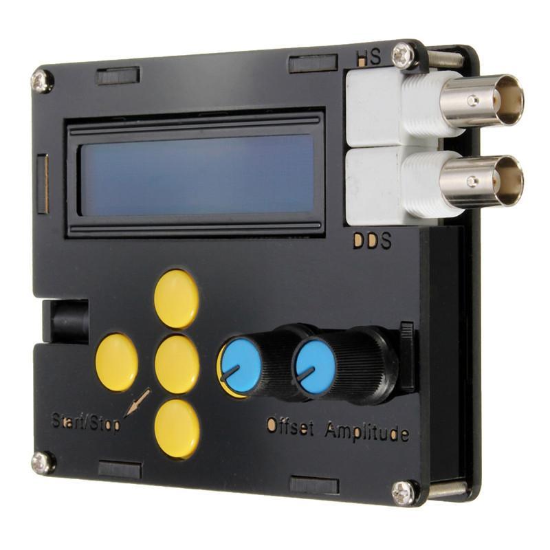 Freeshipping DDS Funktionssignal Generator Sinus Rechteck Dreieck Sägezahnwelle Niederfrequenzbereich 1Hz-65534Hz