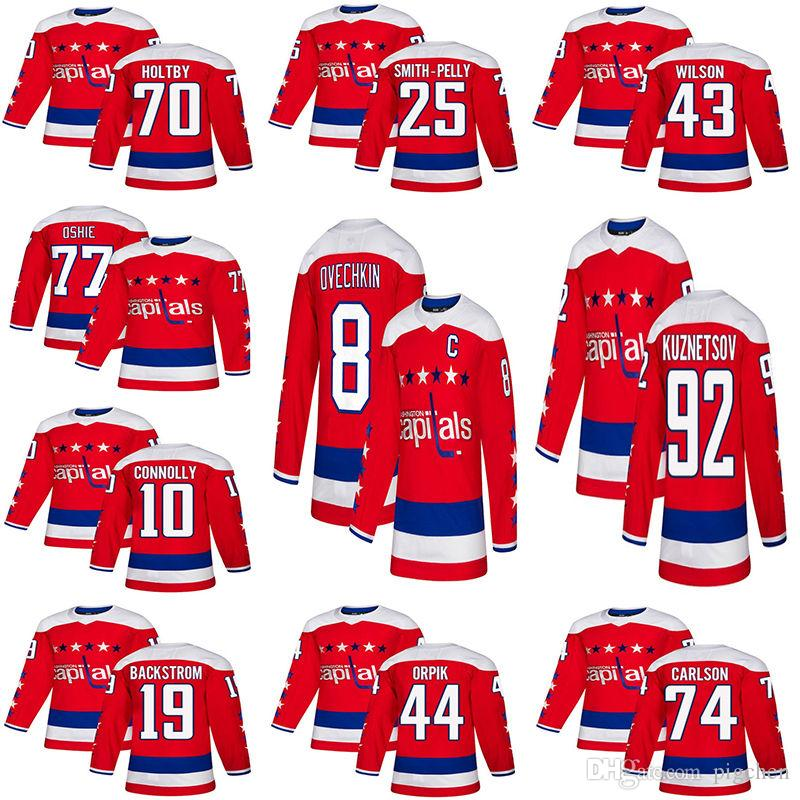 4afe0bd46 2019 18 19 Stanley Cup Champions Washington Capitals Hockey 8 Alex Ovechkin  Nicklas Backstrom TJ Oshie Braden Holtby Tom Wilson Kuznetsov Hockey From  ...