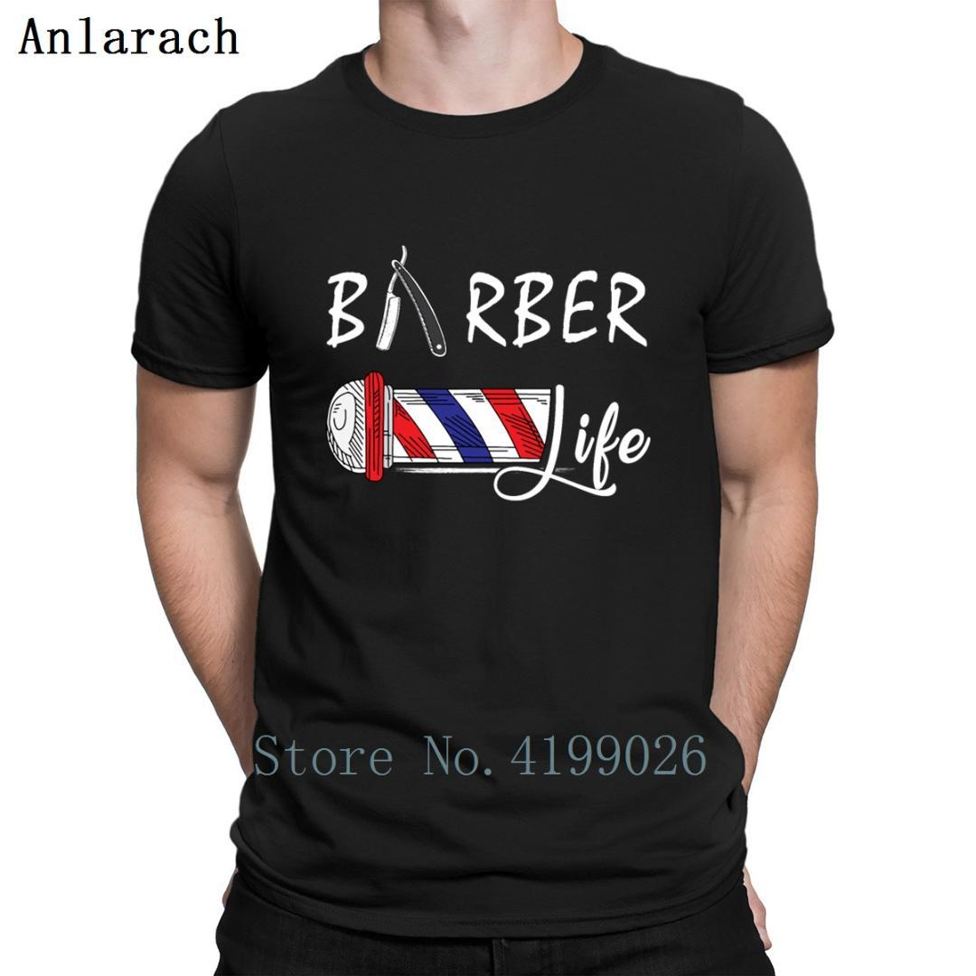 be02f99a2f Barber Life Gift For A Barber And Hair Stylist T Shirt Hiphop Top Designing  Men T Shirt Letters Spring Autumn Round Collar Crazy Awesome Tee Shirt  Designs T ...