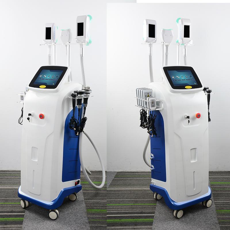 Kryo Gewichtsverlust Maschine 360-Grad-Kryotherapie Fettreduktion 3 Kryo Einfrieren Liebe Griff Entfernung