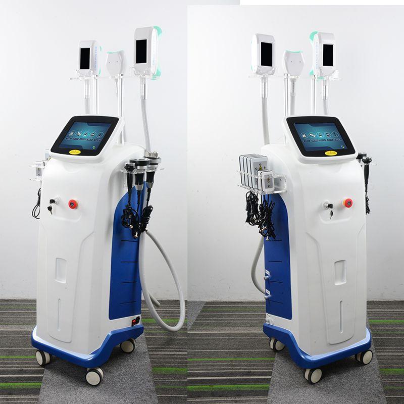perte cryo Poids de la machine à 360 degrés réduction de la graisse cryo thérapie 3 élimination de la poignée d'amour gel cryo
