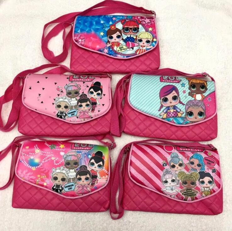Surprise Storage Bags Birthday Gifts for Girls Bag Backpack Kids Toys Receive Bag Swimming Beach Bag Kids Handbags CCA11738 30pcs