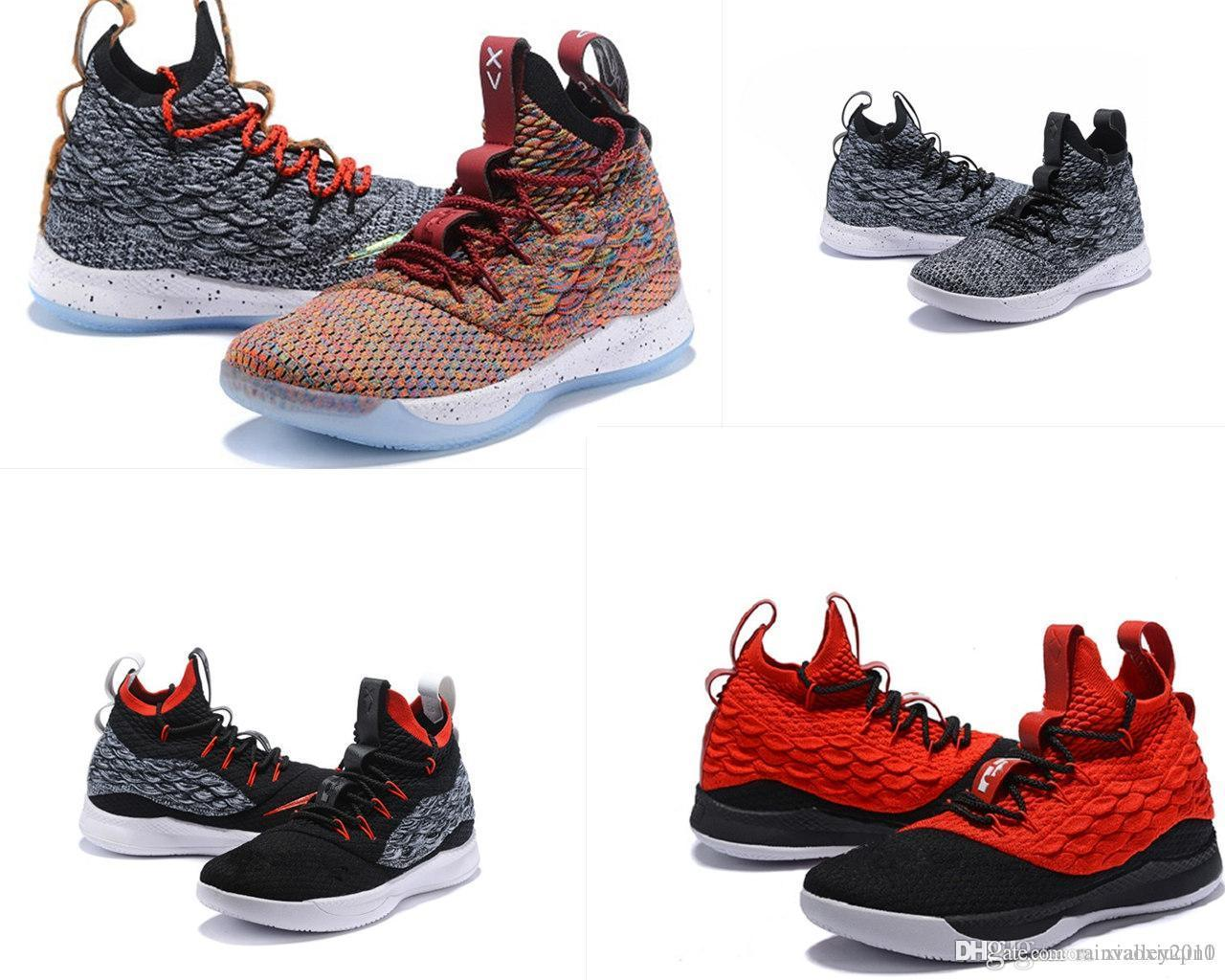 e85ed2ea1340 2019 What The Lebron Witness 3 High Mens Basketball Shoes For Sale MVP  Christmas BHM Oreo Youth Kids 16 Sneakers With Box Size 7 12 From  Rainvalley2010