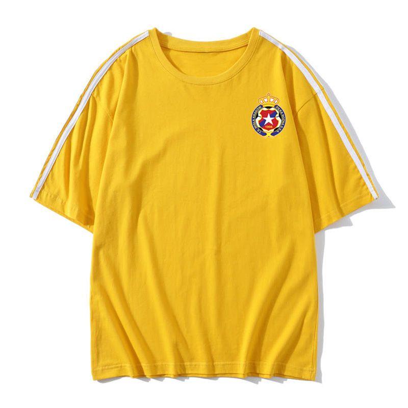 Wisla Krakow Football T Shirt Adult Short Sleeve Soccer ...