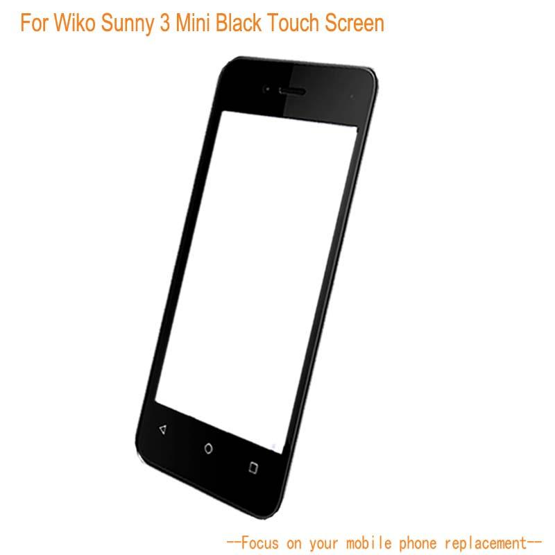 Touch Screen For Wiko Sunny 3 Mini 4 0 Front Glass Dightizer Assembly  Replacement For Wiko Sunny 3 Mini Touch Panel Sensor